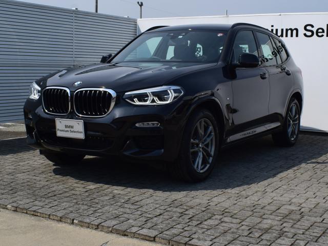BMW X3 x20d Mスポーツ ACC HUディスプレイ Dアシスト