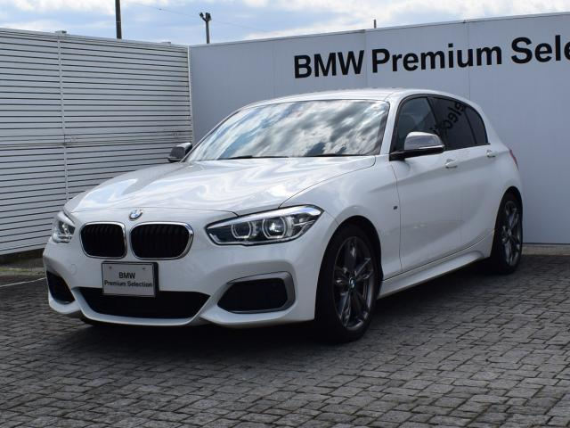 BMW 1シリーズ M140i 純正ナビ 純正ドラレコ Bカメ 18AW ETC