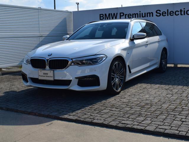 BMW 523dツーリング デモカー ACC ドラアシプラス