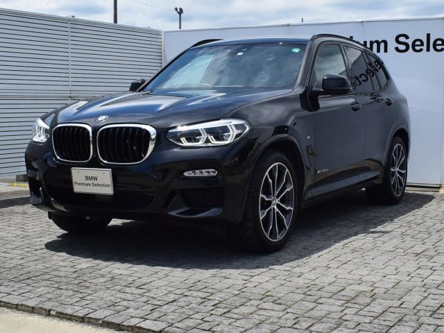 BMW X3 xDrive 20d Mスポーツ ACC 純正ナビ フルセグ