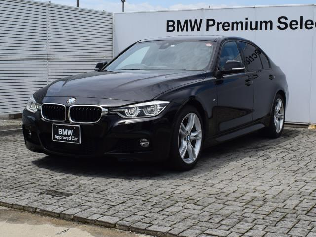 BMW 320i Mスポーツ ACC 純正ナビ Bカメラ 18AW