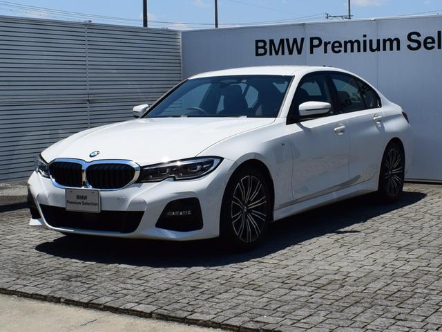 BMW 3シリーズ 318i Mスポーツ デモカー 純正ナビ 全周囲カメラ ライブコクピット ドラアシプロ 後退アシスト オートパーキング コンフォートアクセス 電動リアゲート ETC2.0 LEDヘッドライト 18AW