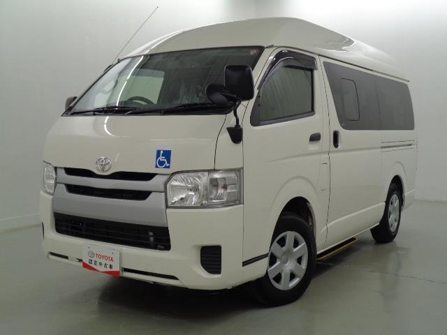 トヨタ 福祉車輌 SDナビ ワンセグ Bカメラ キーレス 保証付 ウェルキャブCタイプ
