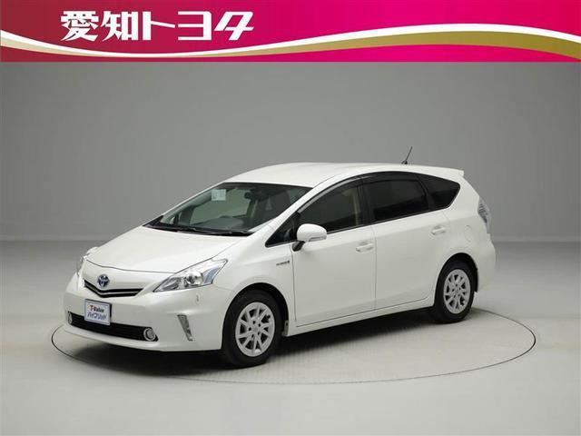トヨタ S HDDナビ フルセグ スマートキ- バックモニター CD