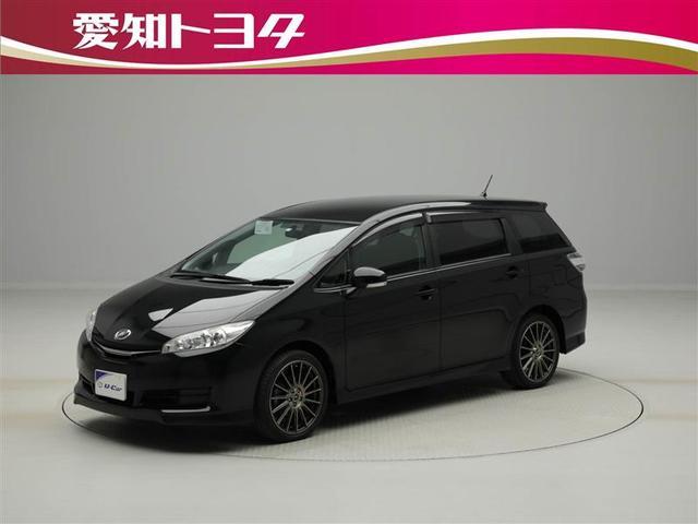 トヨタ 1.8X メモリーナビ 3列シート キーレスエントリー CD