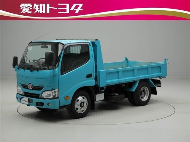 トヨタ 3tSTDダンプ10フルJL スマートキ- ベンチシート