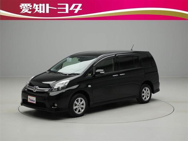 トヨタ プラタナ Vセレクション HDDナビ フルセグ 4WD CD