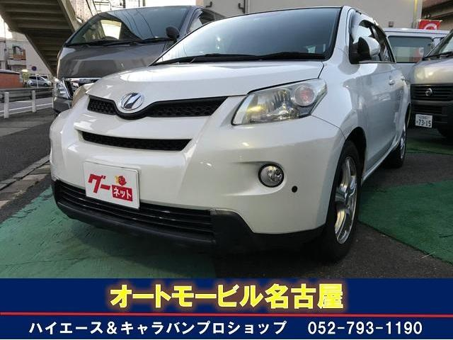 トヨタ イスト 150G HDDナビ スマートキー ETC コーナーセンサー