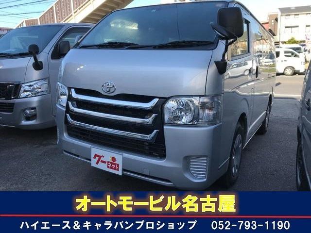 トヨタ ハイエースバン ロングDX 3.0D ナビTV ETC キーレス