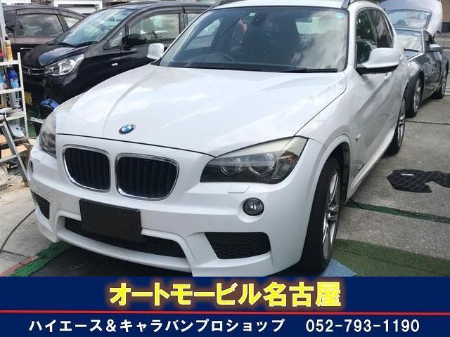 BMW X1 sDrive 18i ナビ スマートキー バックカメラ CD