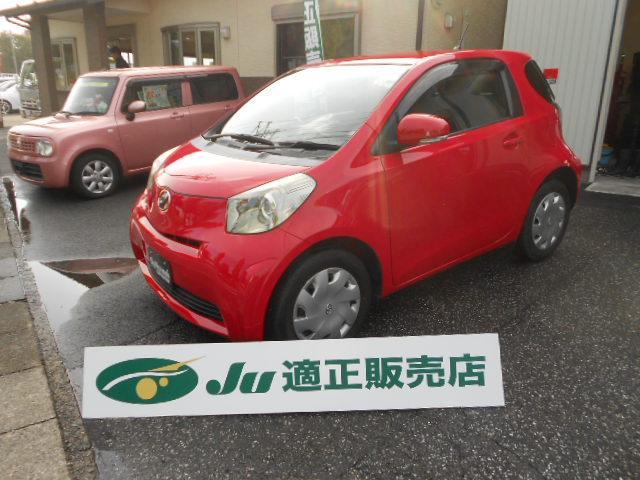 トヨタ iQ 100G 純正ナビ フルセグTV インテリキー 禁煙車