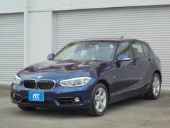 BMW 118d スポーツ クリーンディーゼル 純正ナビ(BMW)