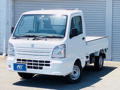 キャリイトラックKCパワステ農繁仕様 3方開 4WD