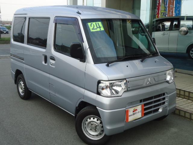 三菱 CD HR 2WD AT AC PS 集中ドアロック