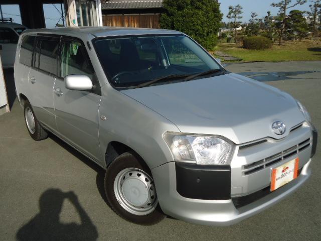 トヨタ UL-X 4WD CVT キーレス ナビワンセグTV バックカメラ TRC 電動格納ミラー