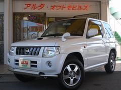 キックスRX 4WD 背面タイヤ キーレス アルミ