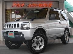 AZオフロードXC アルミホイール 背面タイヤ キーレス リフトアップ
