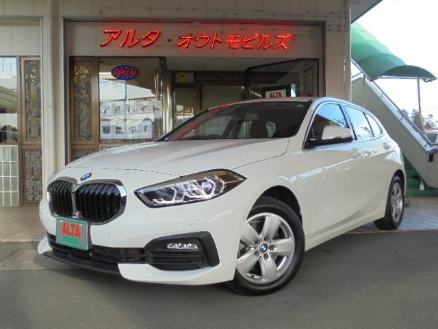 BMW 118d プレイ エディションジョイ+ ナビ バックカメラ プッシュスタート スマートキー パワーバックドア ETC