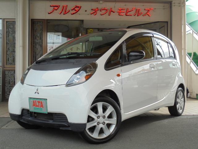 三菱 アイ G CDデッキ HIDヘッドライト キーレス