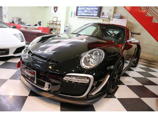 ポルシェ 911GT3 RS 4.0世界限定車 新車並行