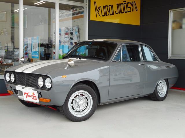 いすゞ 1800GT 改 フル公認済 ソレックスタコ足マフラー