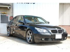 BMW525iハイラインパッケージ 左ハンドル