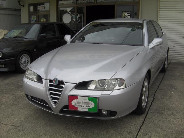 アルファロメオ 3.0 V6 24V スポルトロニック ワンオーナー