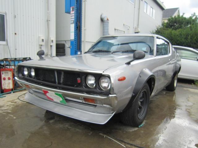 日産 GT X GTR仕様 エンジン載替3.1リッター