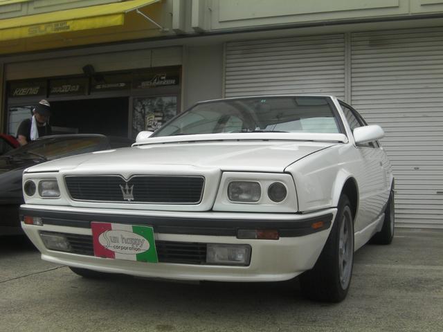 マセラティ 4V