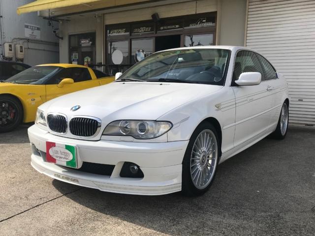 BMWアルピナ B3 S 正規ディーラー車 左ハンドル 6速マニュアル