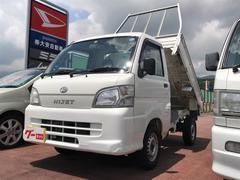 ハイゼットトラックローダンプ 4WD 5速MT エアコン
