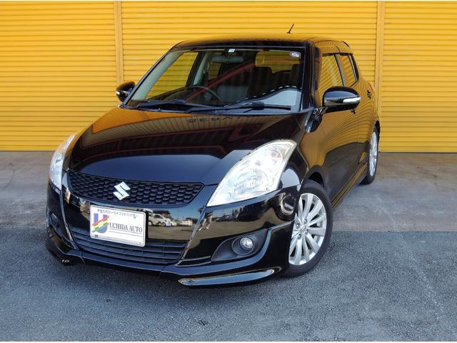 スズキ RS 特別仕様車RS・キーレスプッシュスタートシステム・テレスコピックステアリング・マルチインフォメーションディスプレイ・エアロスタイル・ローダウン