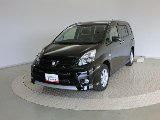 トヨタ プラタナ Vセレクション・ノアール 4W HDDナビ ETC
