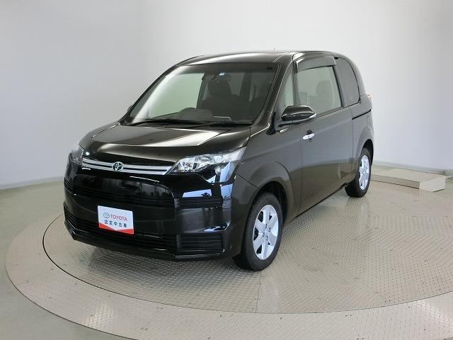 トヨタ スペイド G 4WD スマートキ- メモリーナビ バックモニター