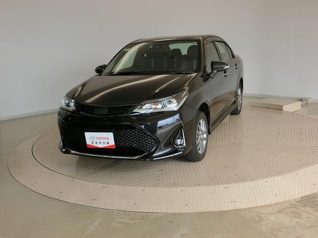 トヨタ カローラアクシオ G ダブルバイビー 4WD バックモニター メモリーナビ