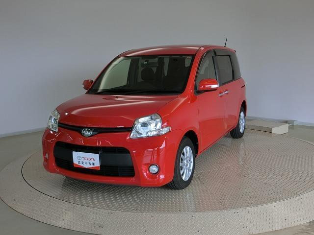 トヨタ DICE-G キーレスエントリー メモリーナビ 社外アルミ