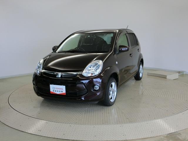 トヨタ X Lパッケージ・キリリ スマートキ- 社外アルミ ETC