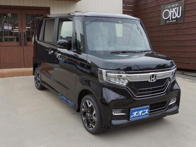 ホンダ G・EXターボホンダセンシング 4WD スマートキー ETC