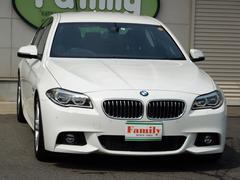 BMW523d Mスポーツ ナビ TV インテリジェントセーフティ