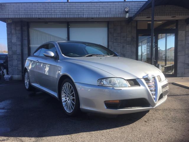 アルファロメオ 2.0 JTS セレスピード ディーラー車 右ハンドル