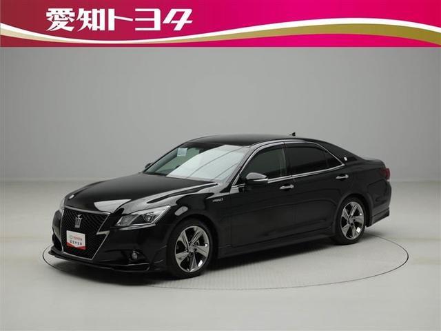 トヨタ アスリートS ブラックスタイル HDDナビ バックモニター