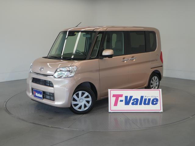 ダイハツ タント X SAIII 4WD コンライト シートヒー...