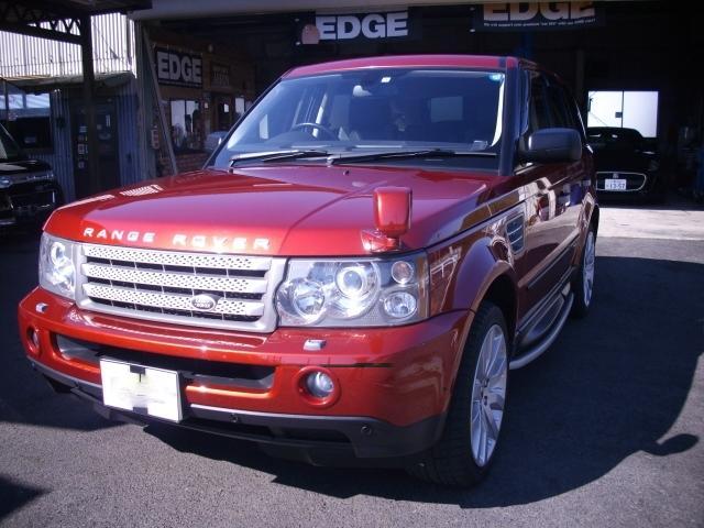 「ランドローバー」「レンジローバースポーツ」「SUV・クロカン」「岐阜県」の中古車
