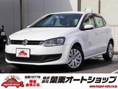 VW ポロTSIコンフォートライン 禁煙車 メモリーナビ フルセグTV