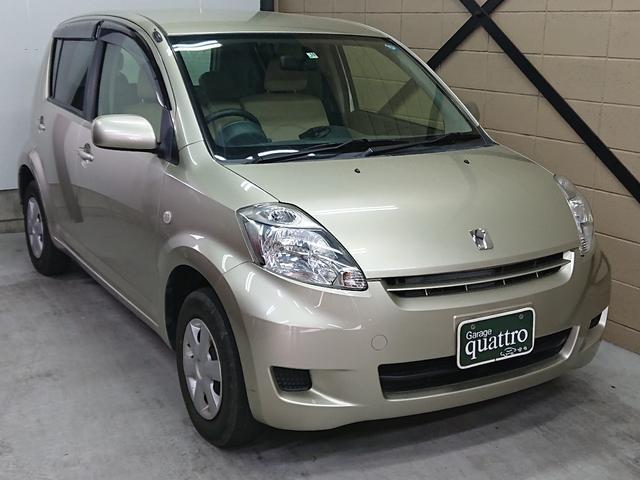 トヨタ パッソ X イロドリ ワンオーナー (なし)