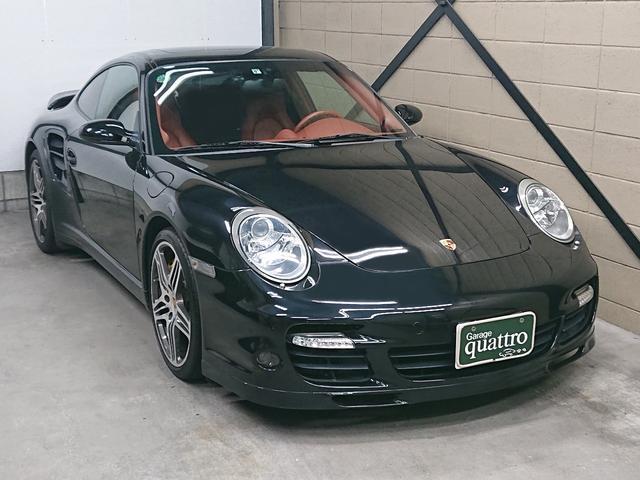 ポルシェ 911 911ターボ ティプトロニックS PCCB スポーツクロノパッケージ サンルーフ