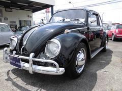 VW ビートルヴィンテージタイプ 外装ニューペイント 4速MT