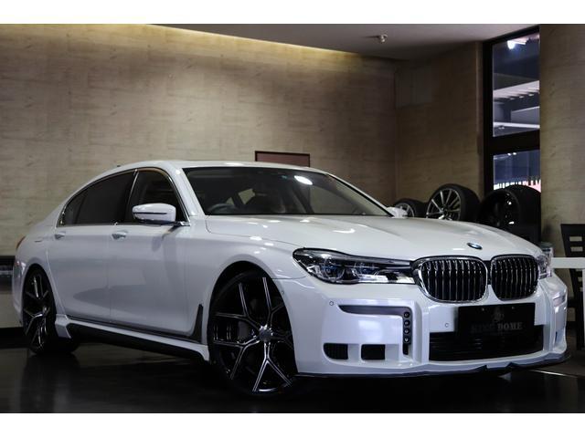 BMW 750Li WALDpkg リアエンター パノラマSラウンジ