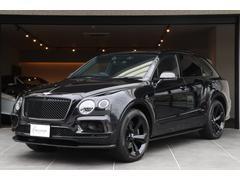 ベンテイガベースグレード 正規D車 ワンオーナー 右H OP9420000 カーボンエクステリア/インテリア ブラックスペック マリナードライビングスペック ツーリングスペック シティスペック LEDウェルカムランプ