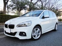 BMW218iグランツアラー Mスポーツ コンフォP Advパーク